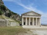St. George kerk, Korfoe, Griekenland