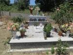 Een begraafplaats bij Kritika, Griekenland