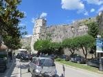 De citadel van Ioannina, Griekenland