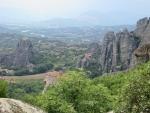 Het Meteora gebied, Griekenland