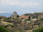 Klooster van de heilige drieëenheid, Meteora, Griekenland