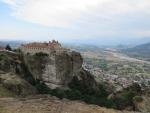 Het Sint Stefanos klooster, Meteora, Griekenland