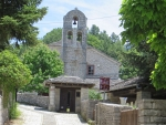 Athanasios kerk, Monodendri, Griekenland