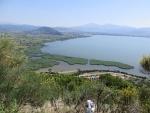Het meer van Ioannina, Griekenland