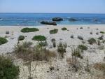 De zee bij Lygia, Griekenland