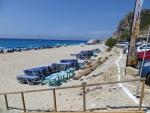 Kathisma strand, Griekenland