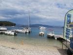 Agni Beach, Korfoe, Griekenland