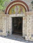 Pantakrator klooster, Korfoe, Griekenland