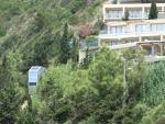 Lift van een hotel, Ermones, Griekenland
