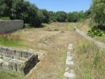 Tempel van Artemis, Peleopolis Kerkyra, Griekenland