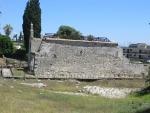 Byzantijnse basiliek, Paleopolis, Griekenland