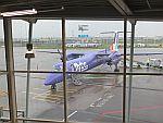 Ons vliegtuig naar Inverness, Schotland