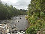 Riviertje in Schotland, Schotland
