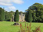 Teaninich kasteelhotel, Alness, Schotland