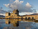 Eilean Donan kasteel, vlakbij Skye, Schotland