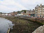 Langs de zee, Oban, Schotland