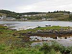 Het dorpje Bunessan, Schotland