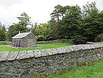 McQuarie's mausoleum, Mull, Schotland