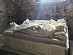 Graven in de abdij van Iona, Schotland