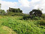 Aros kasteel bij Salen, Mull, Schotland