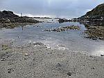 De Uisken baai, Schotland