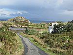 De kust bij Kintra, Mull, Schotland