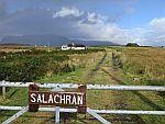 Ons huis in Salachran staat helemaal vrij, Schotland