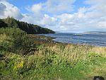 De kust bij Fishnish, Mull, Schotland