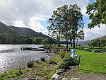 St Fillans bij Loch Earn, Schotland