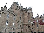 Glamis kasteel, Schotland