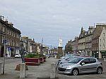 Het centrum van Montrose, Schotland