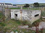 Bunker bij Nigg, Schotland