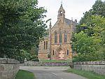 Logie Easter Church, Ballchraggan, Schotland