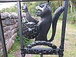 McBain Memorial Park, Kinchyle, Schotland