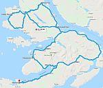 Route 23 september 2015, Schotland