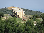 Toeristenaccommodaties bij Paliouri, Griekenland