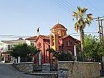 Kerkje op Kassandra, Griekenland