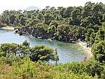 Verborgen strandjes op Sithonia, Griekenland