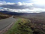 Landschap bij Crathie, Schotland