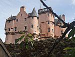 Craigievar kasteel, Schotland