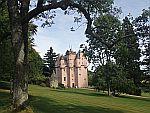 Craigievar kasteel, een sprookjeskasteel, Schotland