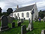 Inveraven kerk bij Belleheiglash, Schotland