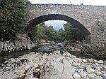 Brug over de Avon bij Fodderletter, Schotland