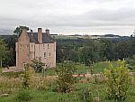 Kasteeltje ergens bij Aberdeen, Schotland