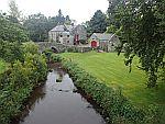 Huisje in Strichen, Schotland
