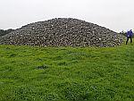 Memsie Round Cairn, Schotland