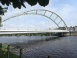 De brug van Bonar Bridge, Schotland