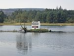 The wee house, Lairg, Schotland