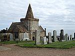De Auld Kirk, St Monans, Schotland