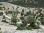 Landschap bij Maroneia, Griekenland